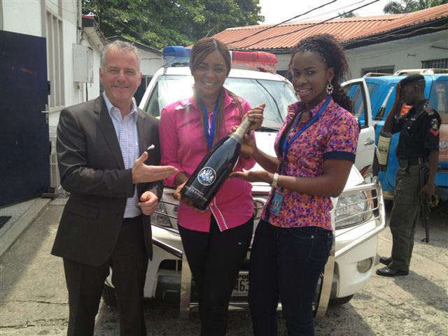 Top Wine, Bienvenue à Rothschild au Nigeria 2