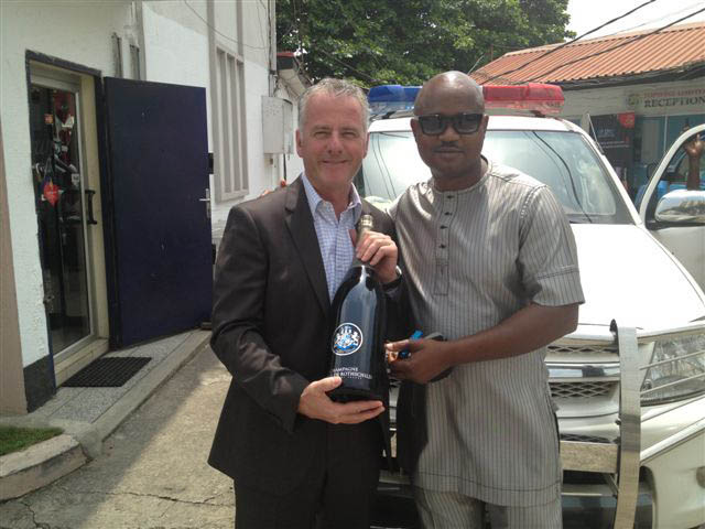 Top Wine, Bienvenue à Rothschild au Nigeria 3