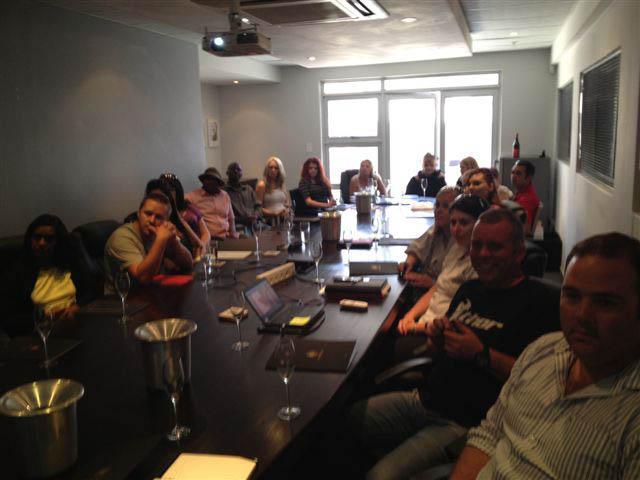 Champagne Barons de Rothschild à Johannesburg 5