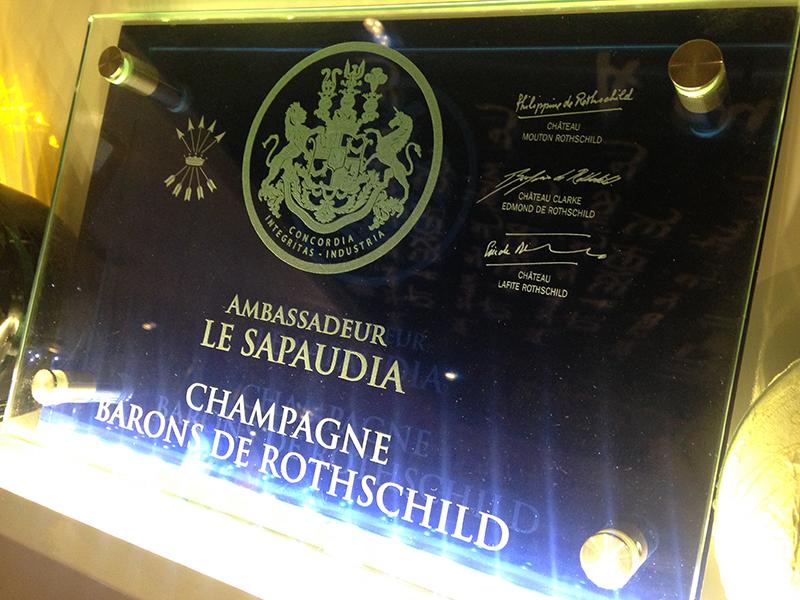 Remise de plaques Ambassadeurs à Annecy 3