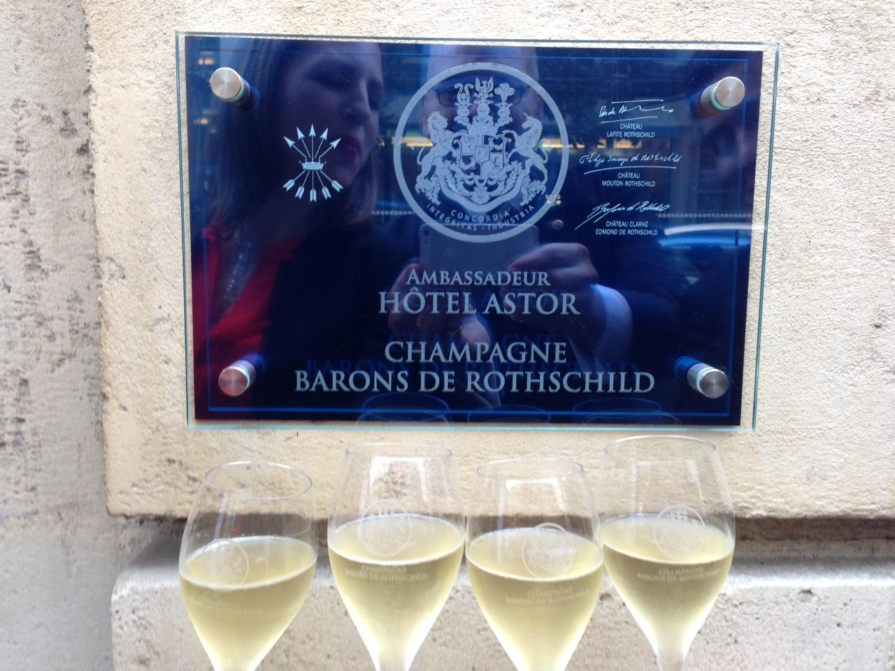Nouvel Ambassadeur Barons de Rothschild à Paris 1