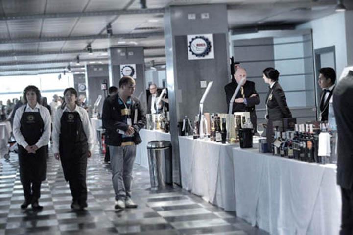 Champagne Barons de Rothschild en piste à Monza 9