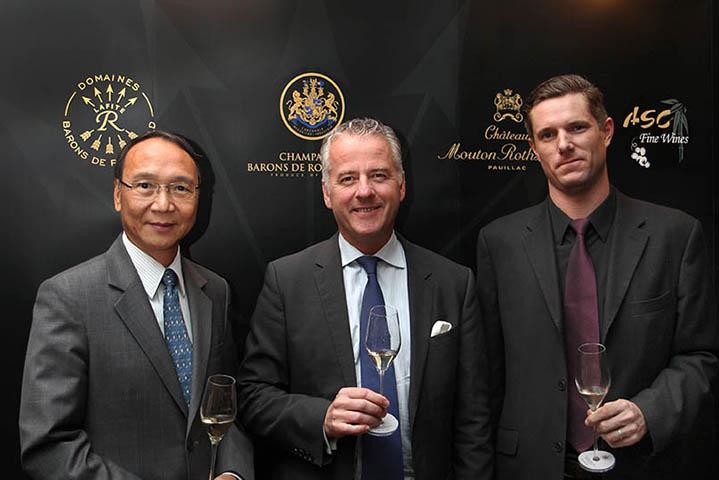 Baron Philippe Sereys de Rothschild, Hong Kong 6