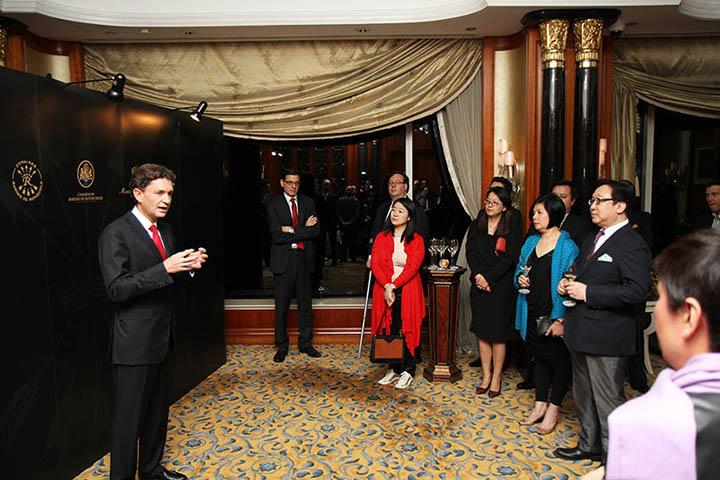 Baron Philippe Sereys de Rothschild, Hong Kong 2