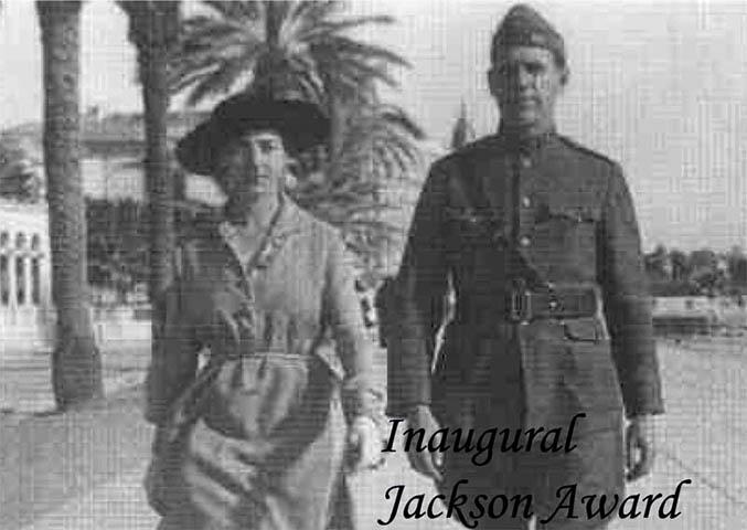 Cérémonie des Jackson Award 2