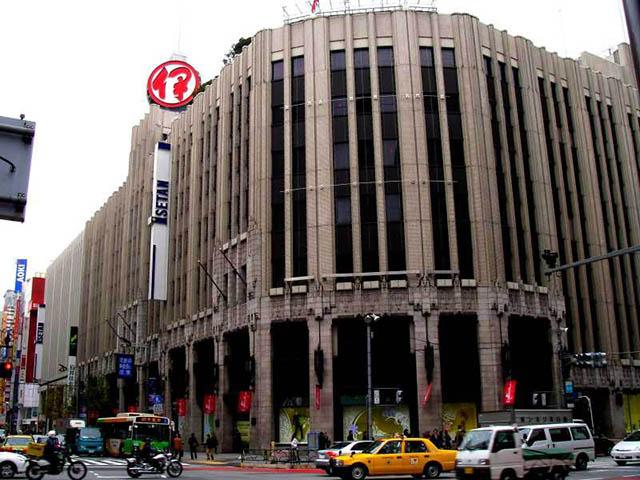 Tokyo, Noël 2012 chez Isetan, nouveau record ! 1
