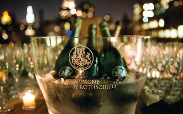 Champagne Barons de Rothschild Casher – New York 2
