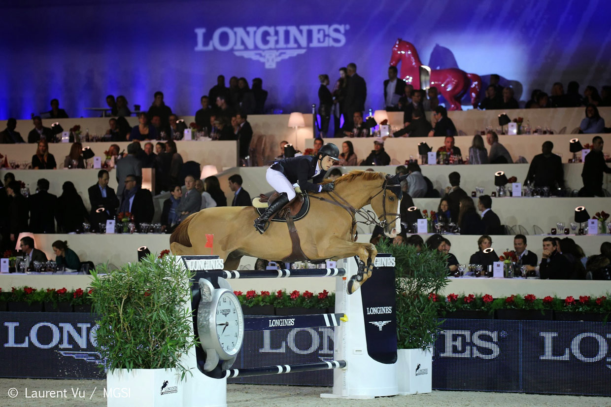 Longines Masters de Paris 3