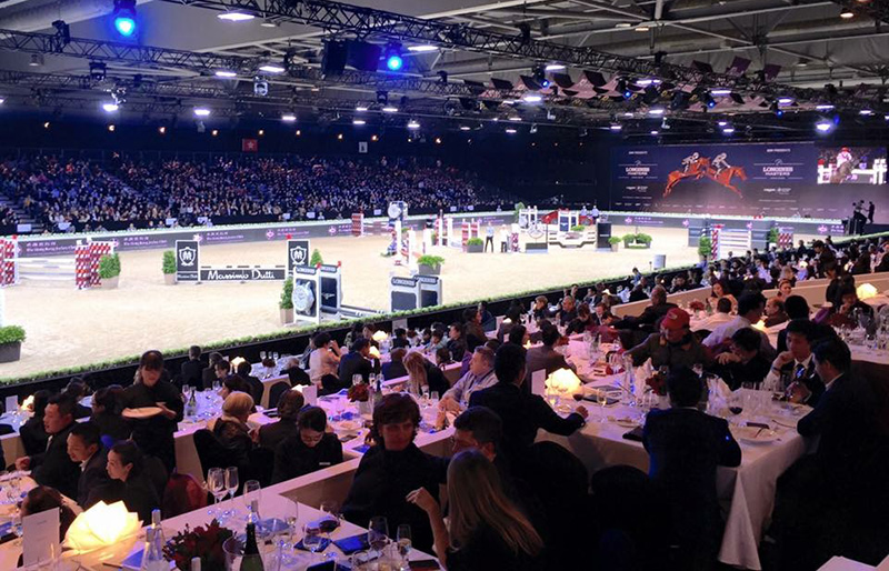 Longines Master Hong Kong - Champagne Barons de Rothschild 4