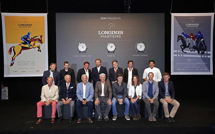 Longines Masters – EEM Grand Slam – Barons de Rothschild 1