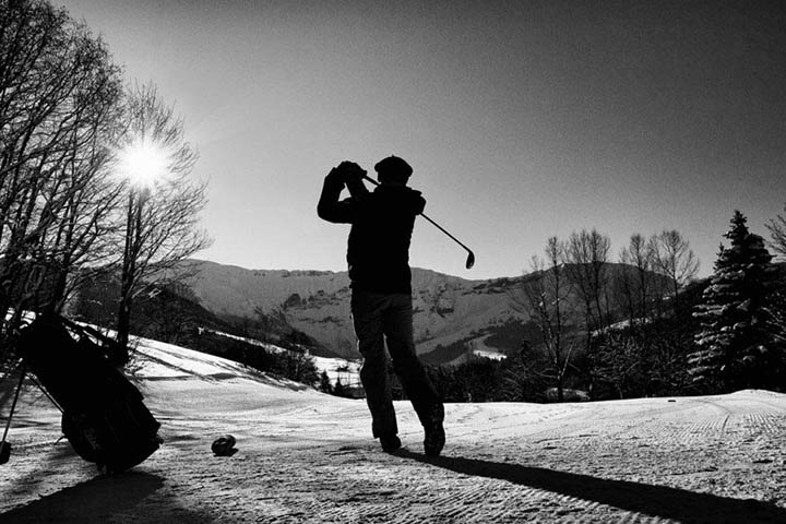 Vacheron Constantin Snow Golf Cup 4