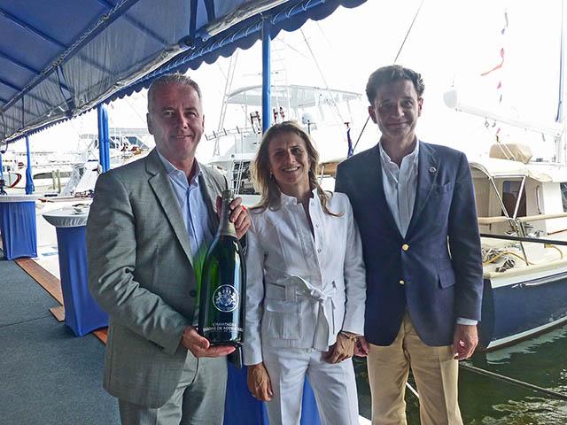 Baron Philippe Sereys de Rothschild à Miami 2