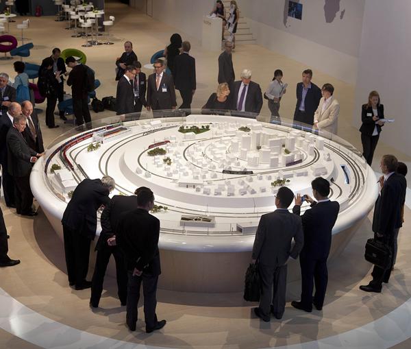 Champagne Barons de Rothschild sur les Rails ! 4