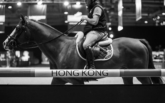 Longines Master Hong Kong 1