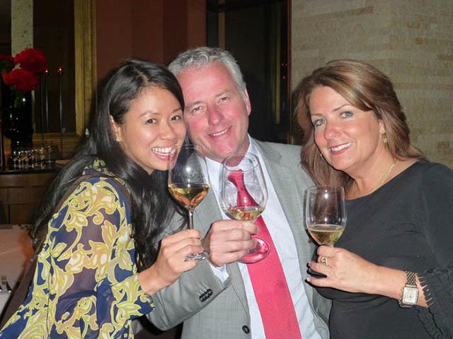 Déploiement des Champagnes Barons de Rothschild aux USA 11
