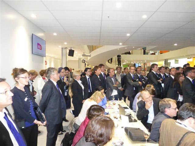 Champagne Barons de Rothschild sur les Rails ! 5