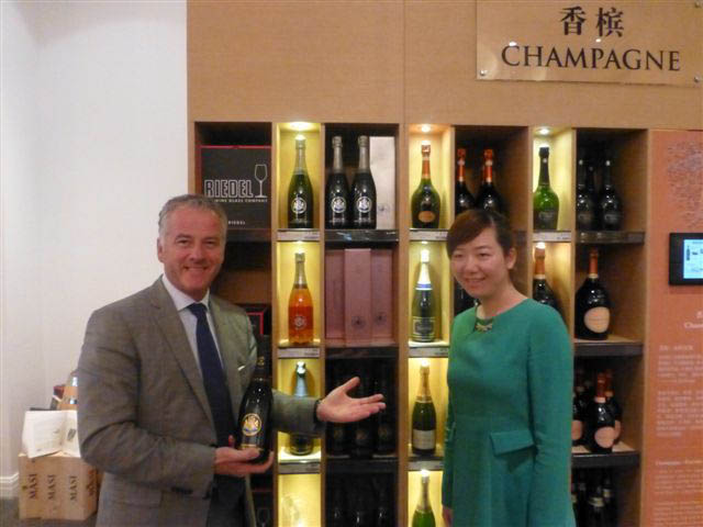 Shanghai - ASC Wine Gallery inauguration 2