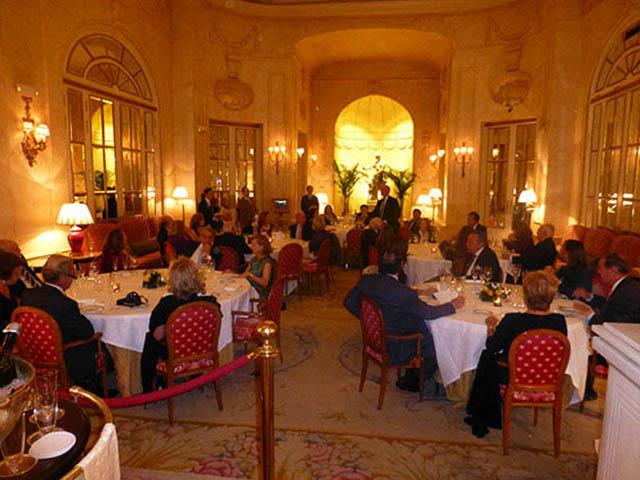 Soirée magique au Ritz de Madrid 5