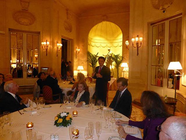Soirée magique au Ritz de Madrid 4