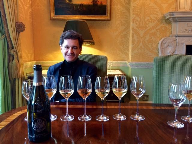 Champagne Barons de Rothschild, le champagne du Ritz Londres 2