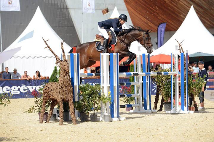 Jumping de Megève 2013 5