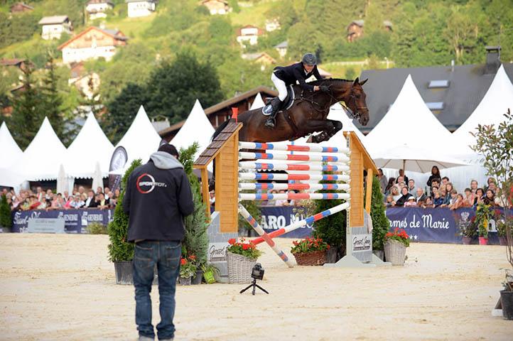 Jumping de Megève 2013 3