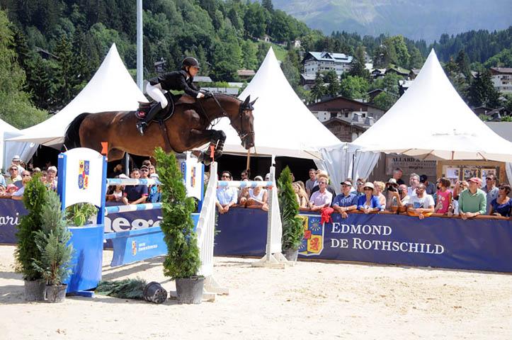 Jumping de Megève 2013 4