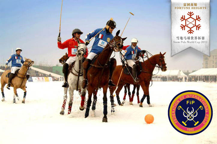 Snow Polo World Cup 2012 3