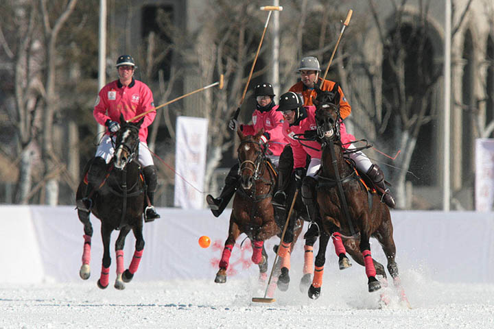 Snow Polo World Cup 2012 5