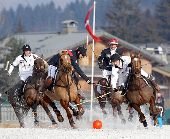Rothschild Polo Masters 1
