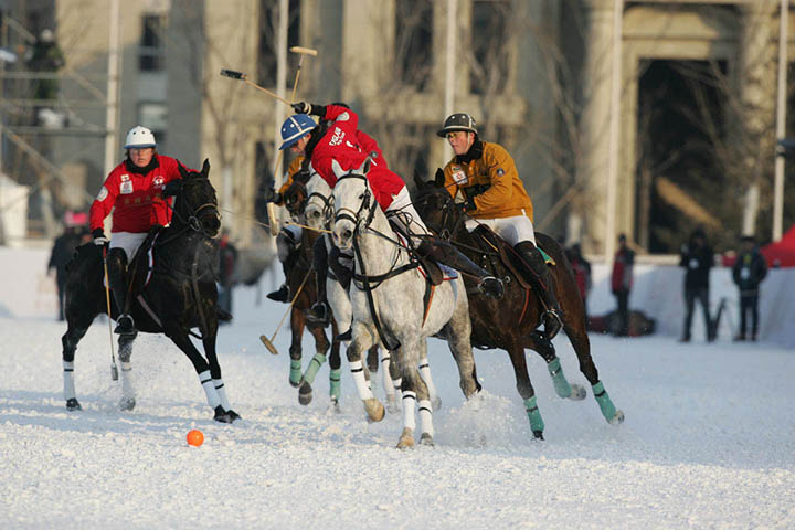 Snow Polo World Cup 2012 6