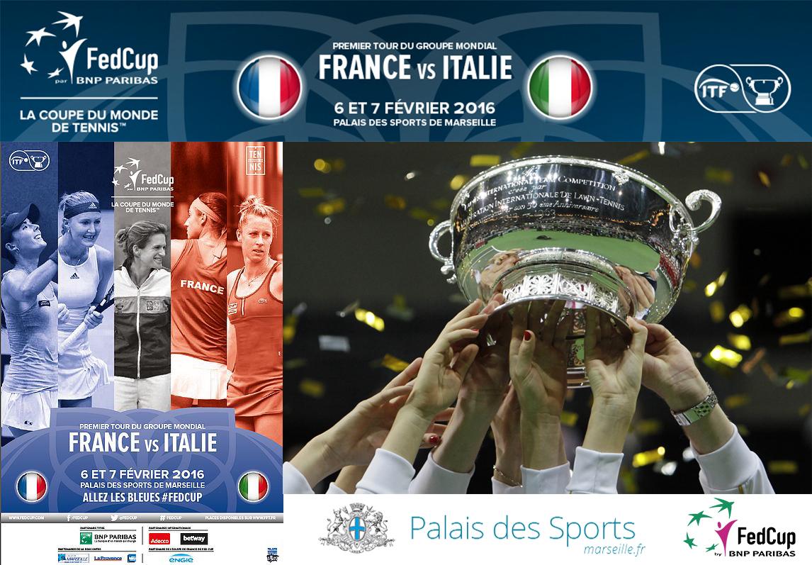 Champagne Barons de Rothschild partenaire de la Fed Cup 2016 1