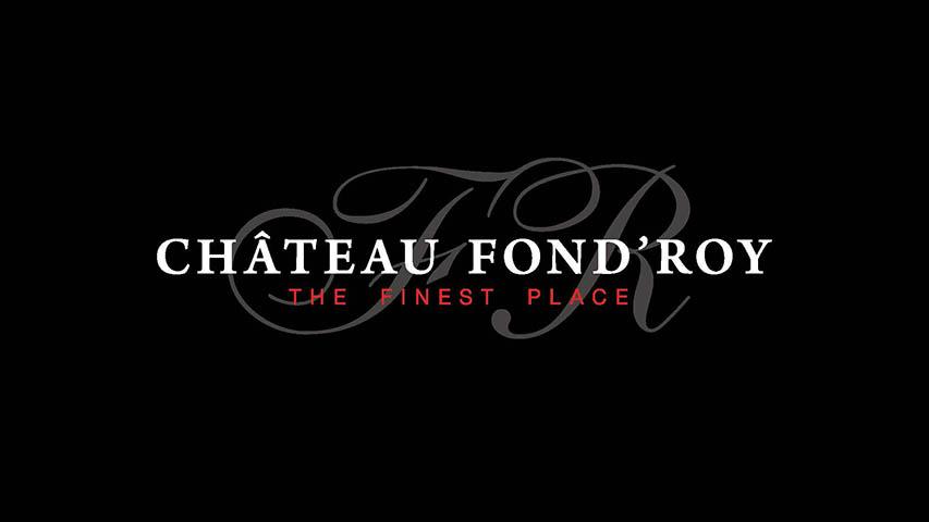 Château Fond'Roy et Champagne Barons de Rothschild à Bruxelles 2