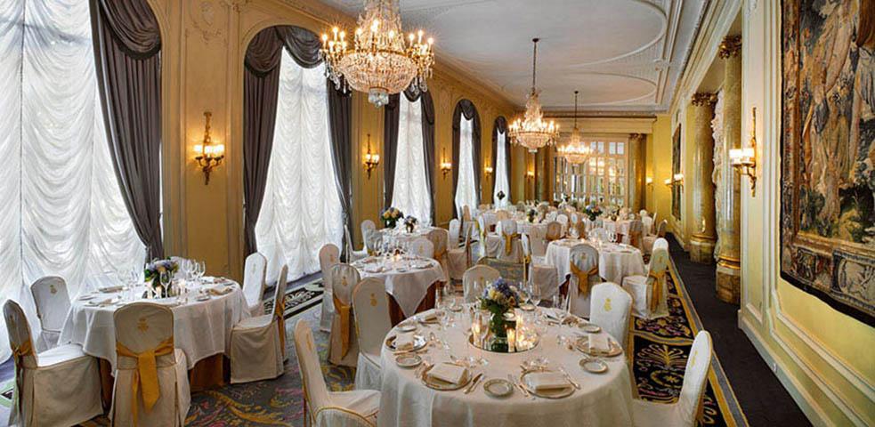 Soirée magique au Ritz de Madrid 10