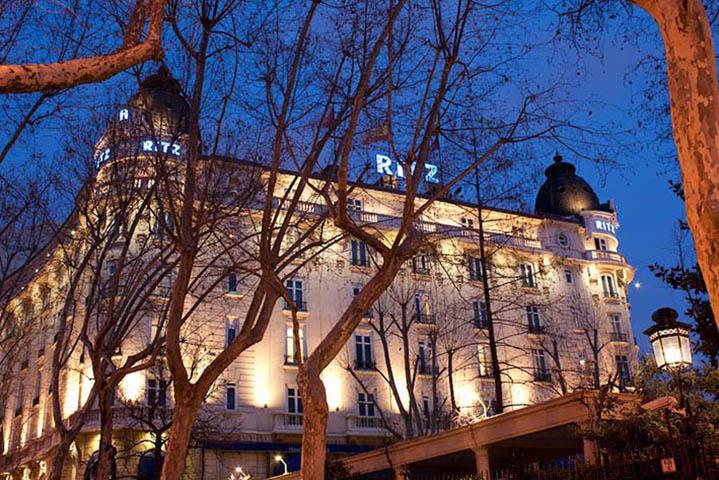 Soirée magique au Ritz de Madrid 2