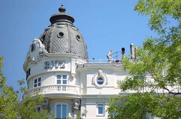 Soirée magique au Ritz de Madrid 1