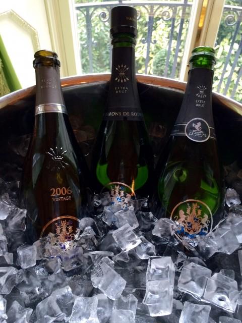Champagne Barons de Rothschild, le champagne du Ritz Londres 4