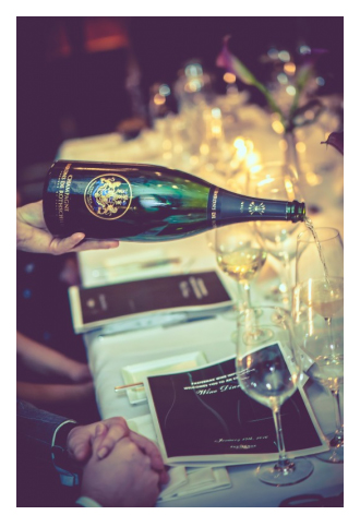 Champagne Barons de Rothschild à New York 2