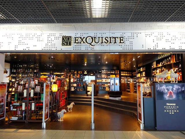 Exquisite Shop Schiphol Amsterdam 2