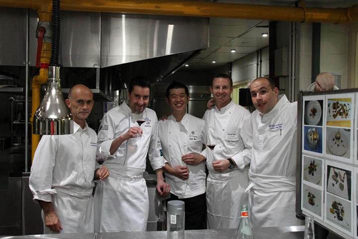 Singapour, 17ème Mondial de la Gastronomie 4