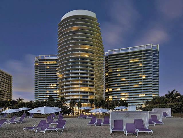 Baron Philippe Sereys de Rothschild à Miami 11