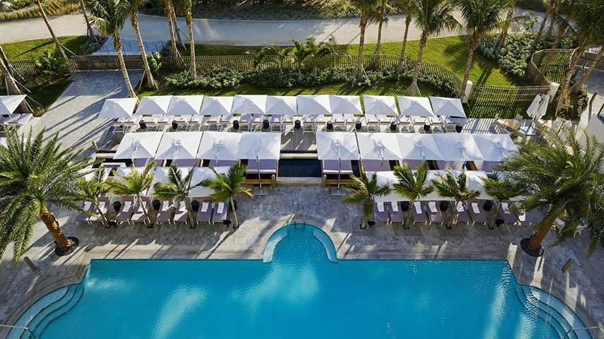 Baron Philippe Sereys de Rothschild à Miami 3