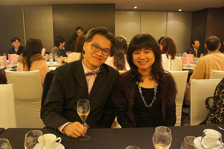 Regent Resort Taipei, Rothschild Dinner 3