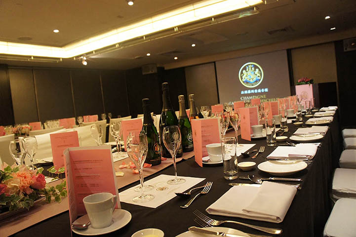 Regent Resort Taipei, Rothschild Dinner 10