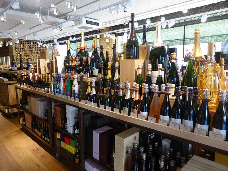 Londres - Hedonism Wines 4