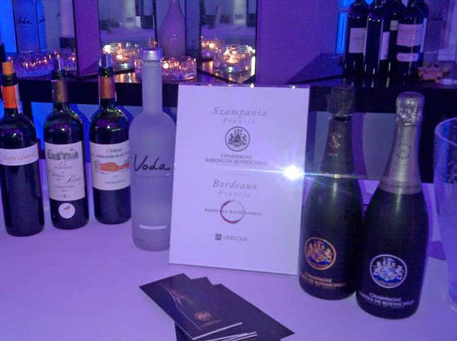 Lancement Champagne Barons de Rothschild à Varsovie 7