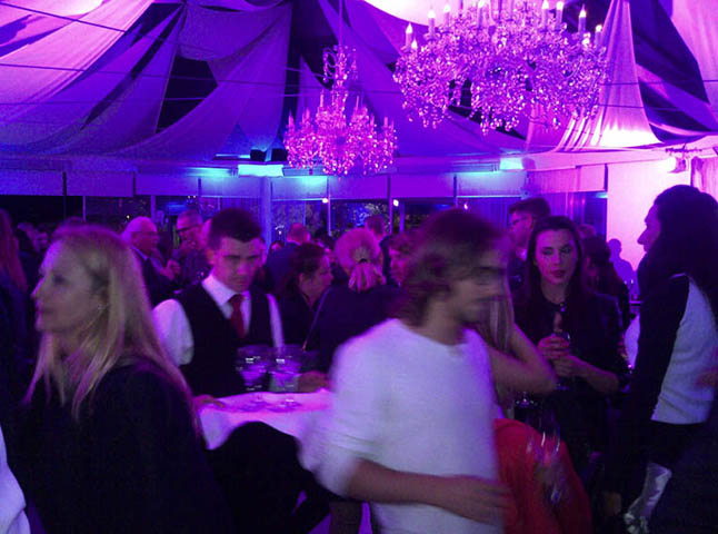 Lancement Champagne Barons de Rothschild à Varsovie 3