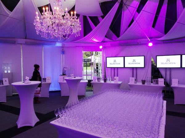 Lancement Champagne Barons de Rothschild à Varsovie 6