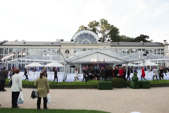Lancement Champagne Barons de Rothschild à Varsovie 2