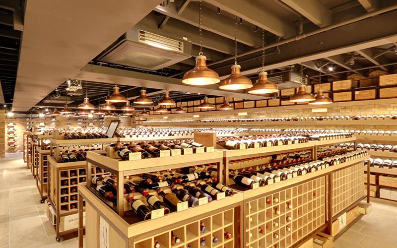 Londres - Hedonism Wines 3
